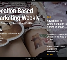 New LBMA Flipboard Magazine!