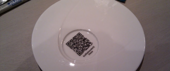 Peeze Dishes Up Cool QR Codes