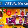 Santa is Mobile: Toys Popping Up in a Virtual Walmart near you!
