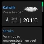 Weer in NL